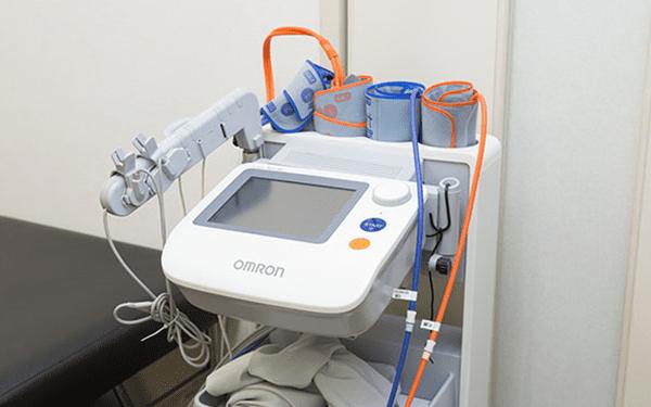 ABI(血管脈波検査装置)